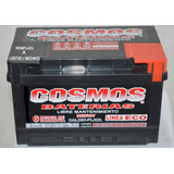 Bateria Autos12x75 Diesel - Gnc- Calcio Plata (cosmos®)