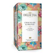 Te Premium Delhi Tea X 20 Saq. Chocolate & Orange