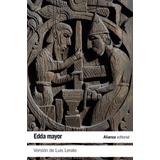 Snorri Sturluson Edda Mayor Alianza Editorial
