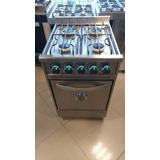 Cocina Fornax 53 Cms Linea Nueva Acero Inox