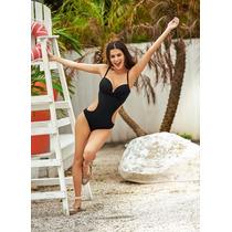 Vestido De Baño Enterizo - Chamela - Ref. 20585-17-1