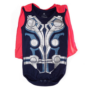 Body Thor Com Capa Regata Bebê Fabricante