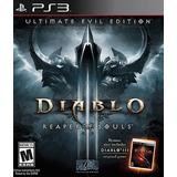 Ps3 Diablo 100% Original, Nuevo Y Sellado