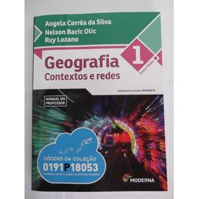 Pnld 2018 Livro Professor Geografia Contextos E Redes 1ºano