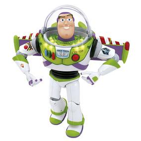 Buzz Lightear Toy Story Fala 21 Frases Em Portugues Original