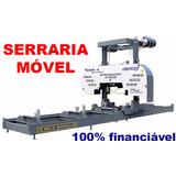 Serra Móvel Smm4 - Maquinafort - Serraria Móvel P/ Madeira