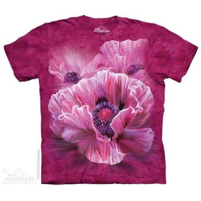 Remera The Mountain Poppies - A Pedido_exkarg