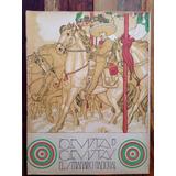 Antigua Revista Dibujo De Garcia Cabral Art Deco Años 20s