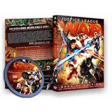 Liga Da Justiça - War - Guerra