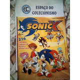 Álbum + Lote 155 Figurinhas Sonic X
