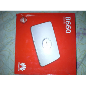 Modem Roteador 3g Wifi Huawei B681 De Chip, Desbloque Novo