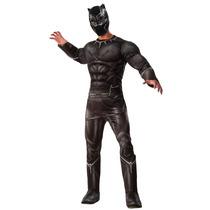 Disfraz Black Panther Pantera Negra Adulto Halloween 2016