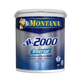 Pintura Montana/av2000 Interior/clase A/ Blanco