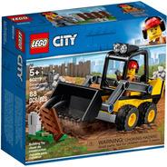 Lego City 60219 Retrocargadora Constructor