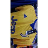 Uniforme Da Juventus Amarelo