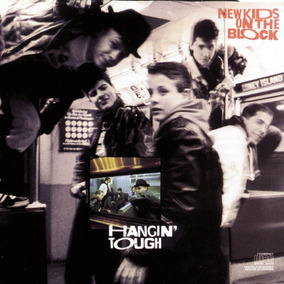 Cd New Kids On The Block / Hangin Tough / Edicion Usa 1988