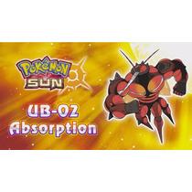Pokémon Competitivos 6iv 100%legales Personalizados Sol/luna