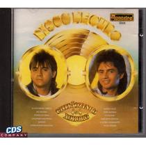 Cd Chitãozinho E Xororó - Disco De Ouro