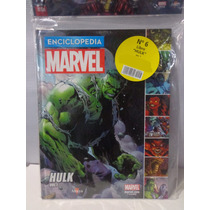 Enciclopedia Marvel Vol.6 Hulk Vol.1