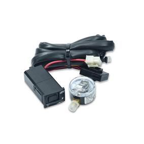 Kit Chave Caixa Comutadora Cn Dual Manômetro Chicote Sgv Gnv