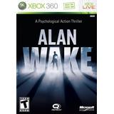 Juego Xbox Alan Wake-entrega Inmediata
