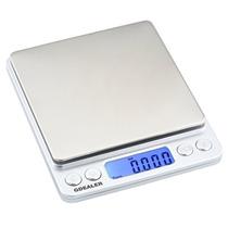 Gdealer Digital Pocket Escala Cocina 0.001oz 500g 0 01 G Joy