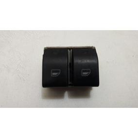 Botão Comando Vidro Elétrico Duplo Volkswagen Gol G4 G5 Fox