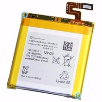 Bateria Pila Sony Xperia Ion Lt28 Lt28i 1800 Mah