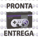 8bitdo Snes30 Pro - Controle Bluetooth Nintendo Switch Sn30