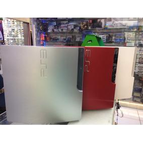 Playstation 3 Edição Limitada Cores: Branco, Vermelho, Prata