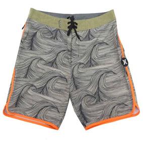Bermuda Hurley Phantom 60 4d Austr lia Frete Gr tis Calcas Shorts ... 8d6e51b8676