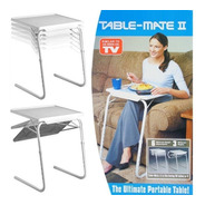 Mesa Ajustable Multiusos Table Mate Ii Portatil Plegable