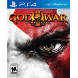 God Of War 3 Ps4 | Digital Español Juga Con Tu Usuario Ya!