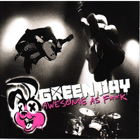 Green Day - Awesome As F**k - Cd + Dvd