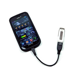 Cable V8 Otg Usb Accesorio Celular Mayoreo Universal