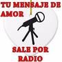 Regalo Unico Dedicado Por Radio Mira Nuestras Calificaciones