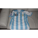 Camiseta Riquelme Argentina Eliminatorias 2010 Formotion