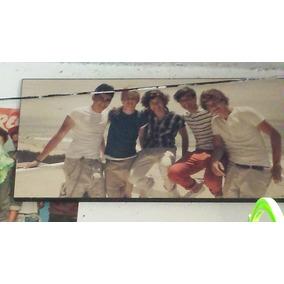 Cuadro De One Direction Original