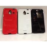Funda Slim Case Armor Para Nokia 640 Xl Color Rojo