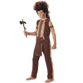 Disfraz-pequeño Trajes De Guerrero Indio Niño California