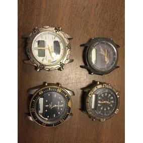 Lote J - Relógios Para Restauro/peças! Confira!!