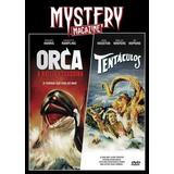 Mystery Magazine, V.2 (orca A Baleia Assasssina + Tentáculos