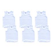 Camiseta Para Bebé Recién Nacido 100% Algodón De Niño