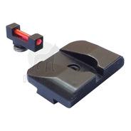 Alza-guion Fibra Óptica Von Custom 1 1/2 Mm Glock 17/19 Tp