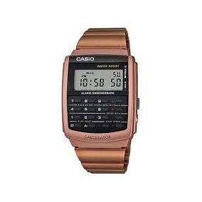 6be5edbe0643 reloj casio cobre