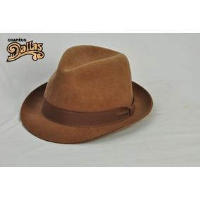 Chapéu Dallas Pelo/lã Social Casual Senhor 3x Ramezoni