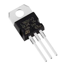 L7805cv To-220 - Regulador De Tenção 5.0v - L7805 7805