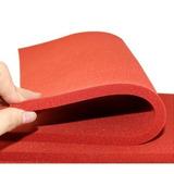 Goma Roja Para Plancha De Sublimacion Gran Formato 100x70cm