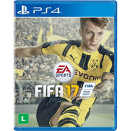 Fifa 17 Playstation 4 Ps4 Português Mídia Física Semi-novo