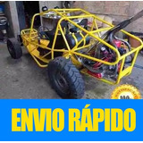 Projeto De Gaiola Cross Kart Trailer Buggy